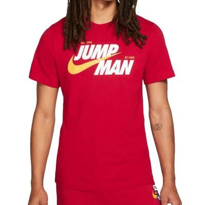 JORDAN JUMPMAN BY NIKE CREW 2 RED