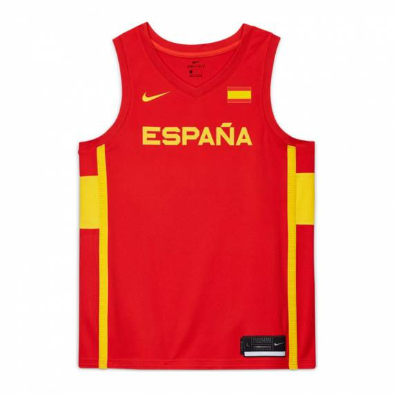 SPAIN ROAD EDITION OLYMPIC JERSEY 2021 (JUNIOR)