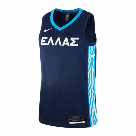 GREECE ROAD EDITION OLYMPIC JERSEY 2021 (JUNIOR)