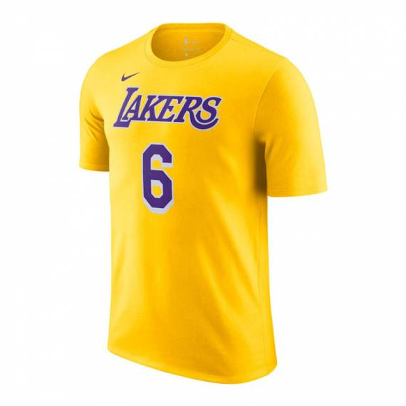 LEBRON JAMES LOS ANGELES LAKERS ICON EDITION TEE 2022