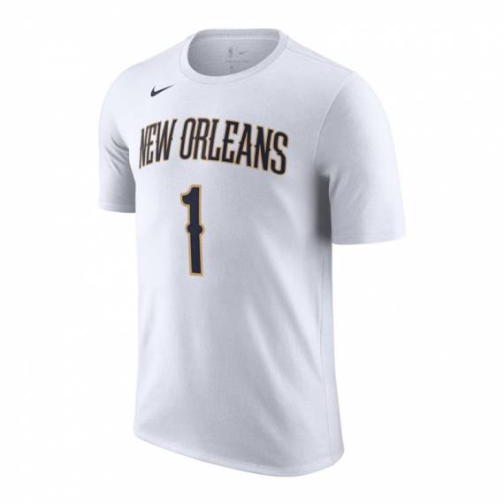 ZION WILLIAMSON NEW ORLEANS PELICANS ICON EDITION TEE 2022