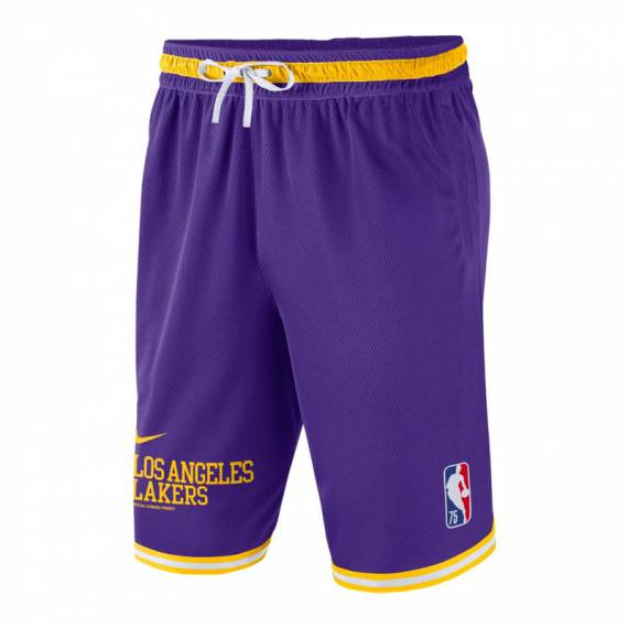 LOS ÁNGELES LAKERS COURTSIDE DNA SHORT