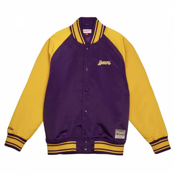 COLOSSAL JACKET LAKERS