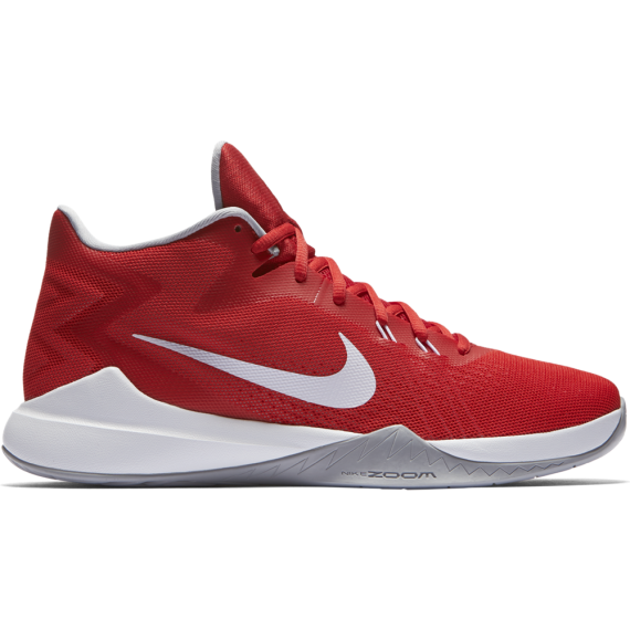 NIKE ZOOM EVIDENCE RED