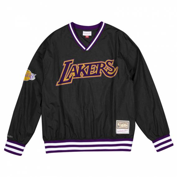 LOS ÁNGELES LAKERS NEON WORLD PULLOVER
