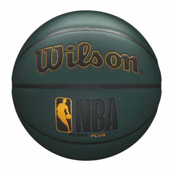WILSON NBA FORGE PLUS FOREST GREEN T7