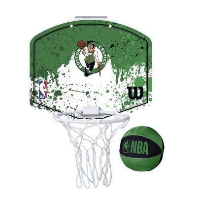 WILSON NBA TEAM MINI HOOP CELTICS