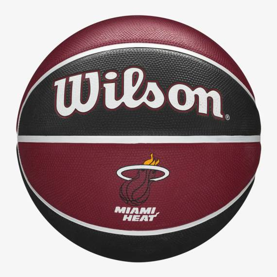 WILSON NBA TEAM TRIBUTE HEAT