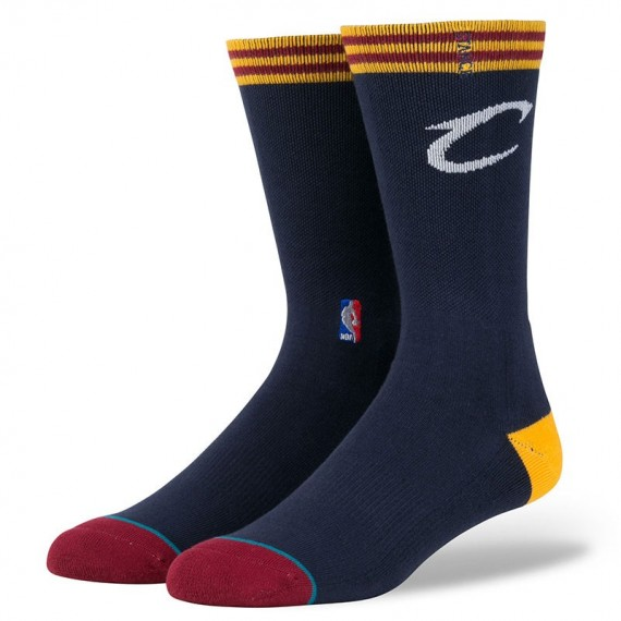 Calcetines CLEVELAND CAVALIERS ARENA Logo Stance