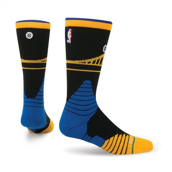 Calcetines GOLDEN STATE WARRIORS BRIDGE Stance