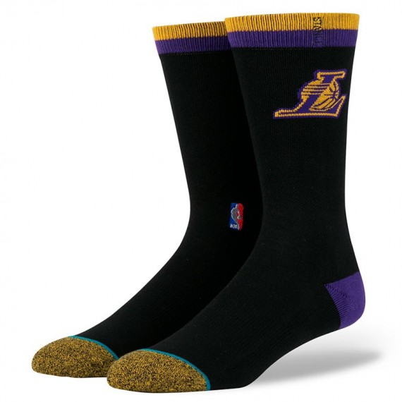 Calcetines LAKERS LOGO CREW STANCE