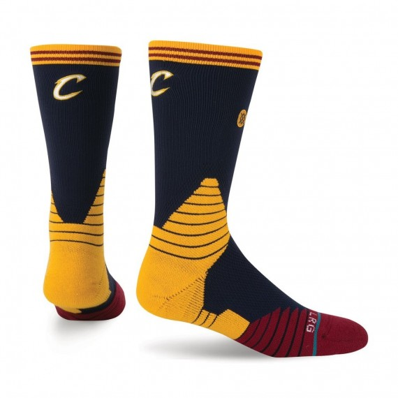 Calcetines LOGO CREW CLEVELAND CAVALIERS Stance
