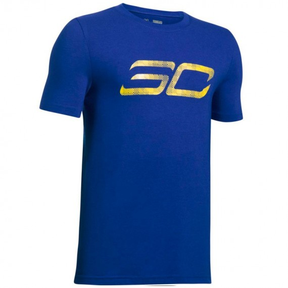 CAMISETA STEPHEN CURRY UNDER ARMOUR