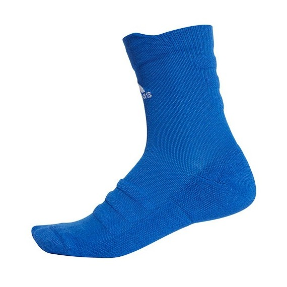 ALPHASKIN LIGHTWEIGHT CUSHIONING CREW BLUE