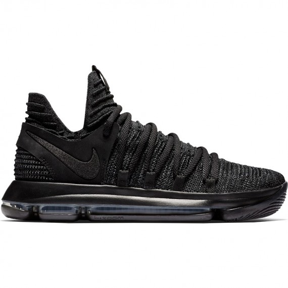 NIKE ZOOM KDX TRIPLE BLACK