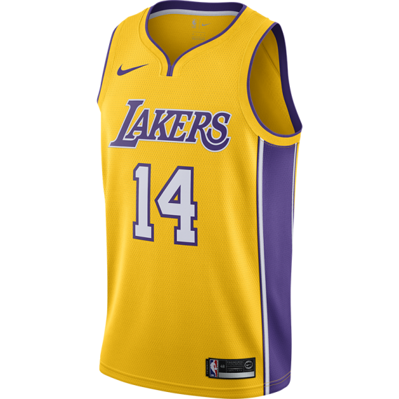 BRANDON INGRAM SWINGMAN JERSEY LOS ANGELES LAKERS