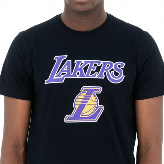 TEAM LOGO TEE LOS ANGELES LAKERS