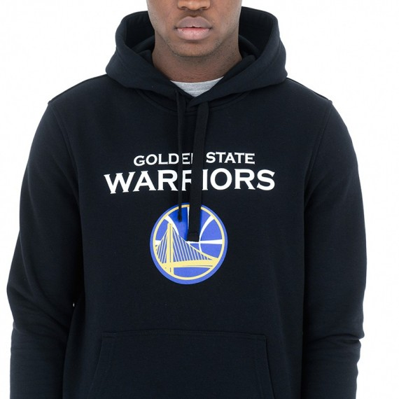 TEAM LOGO SUDADERA HOODY GOLDEN STATE WARRIORS