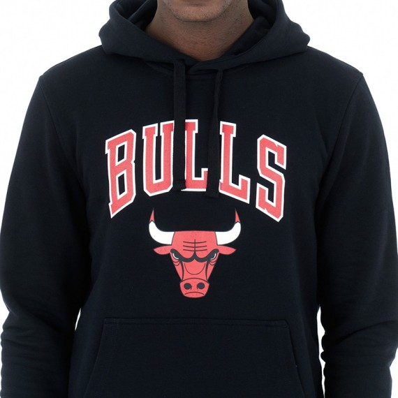 TEAM LOGO SUDADERA HOODY CHICAGO BULLS