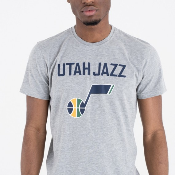 TEAM LOGO TEE UTAH JAZZ