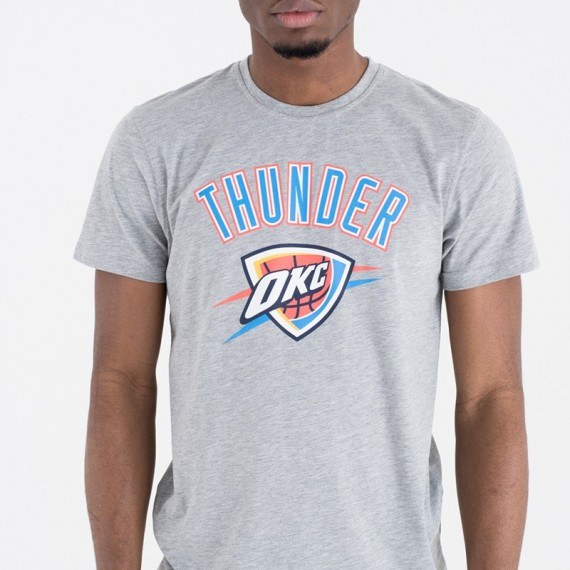 TEAM LOGO TEE OKLAHOMA CITY THUNDER