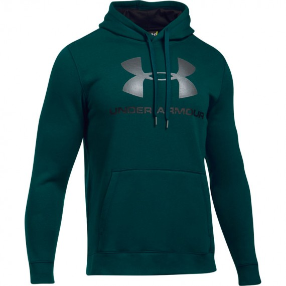 SUDADERA RIVAL FITTED GRAPHIC HOODIE