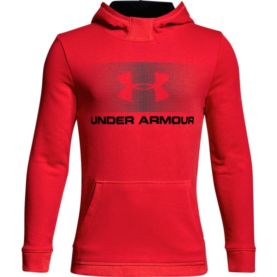 SUDADERA UNDER ARMOUR CTN FRENCH TERRY HOODY