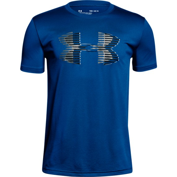 CAMISETA UNDER ARMOUR TECH BIG LOGO SOLID TEE