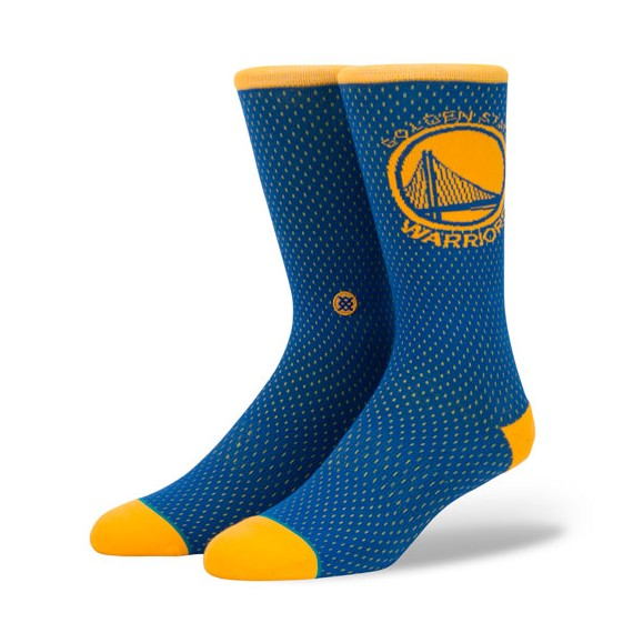 CALCETINES STANCE WARRIORS JERSEY