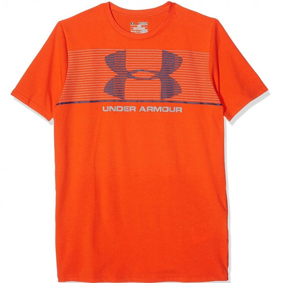 CHEST STIPE LOGO ORANGE (junior)