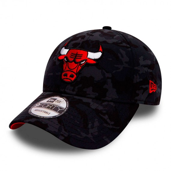 9FORTY - CHICABO BULLS TEAM CAMO