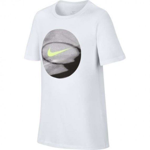 DRY TEE PHOTOBALL WHITE