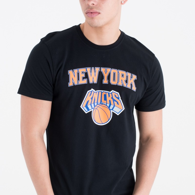 TEAM LOGO TEE NEW YORK KNICKS