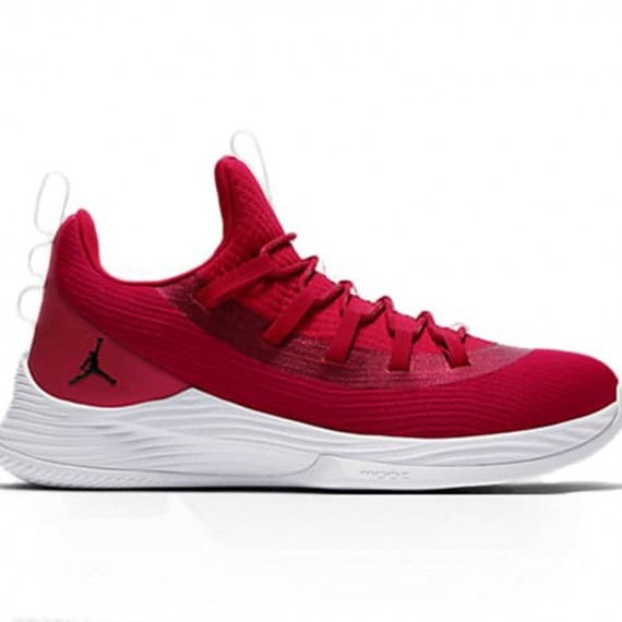 JORDAN ULTRA FLY 2 LOW RED WHITE