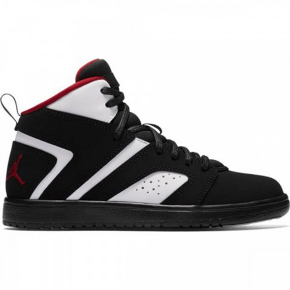 JORDAN FLIGHT LEGEND BLACK (Infantil)