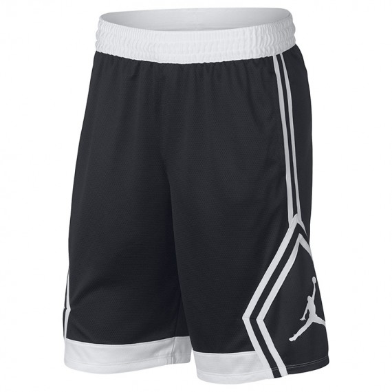 RISE DIAMOND SHORT BLACK