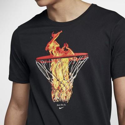 DRY TEE NET ON FIRE