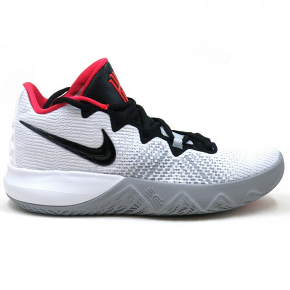 KYRIE FLYTRAP WHITE GREY RED