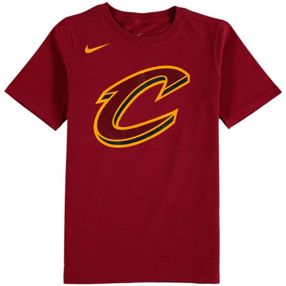 LOGO CAVS DRI-FIT COTTON TEE