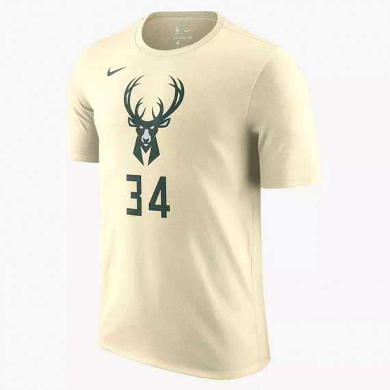 NIKE NBA JUNIOR GIANNIS ANTETOKOUNMPO MILWAUKEE BUCKS CITY EDITION