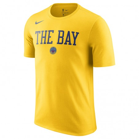 GOLDEN STATE WARRIORS CITY EDITION ES TEAM DRI-FIT JUNIOR