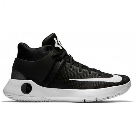 KD TREY 5 IV BLACK WHITE
