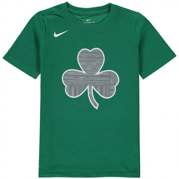 BOSTON CELTICS CITY EDITION ES TEAM DRI-FIT JUNIOR