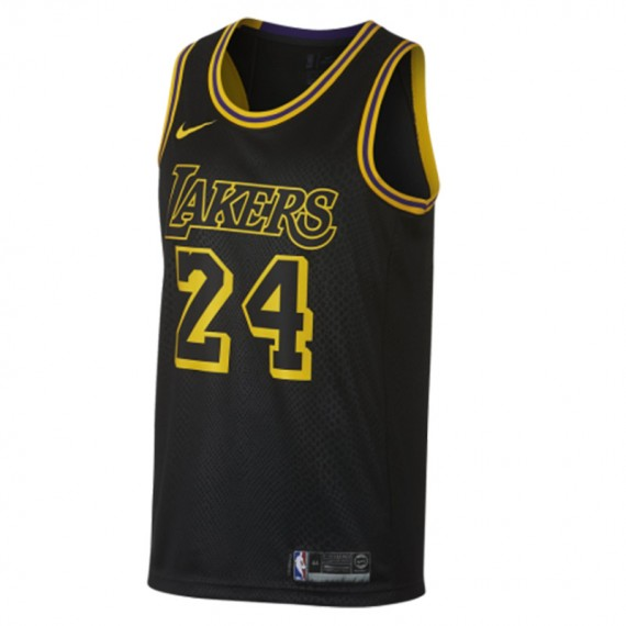 KOBE BRYANT LOS ANGELES LAKERS CITY EDITION SWINGMAN JERSEY JUNIOR