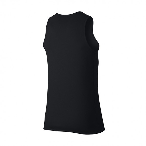 JORDAN RISE DRI FIT TANK BLACK