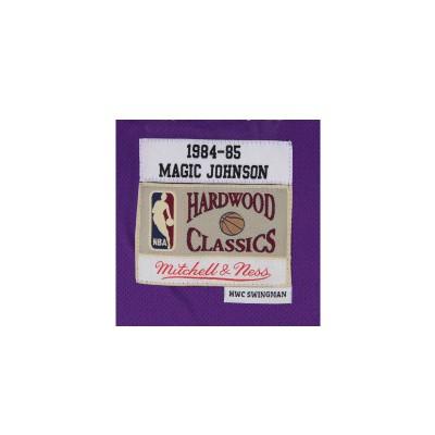 Mitchell & Ness NBA MAGIC JOHNSON LA LAKERS HARDWOOD CLASSIC