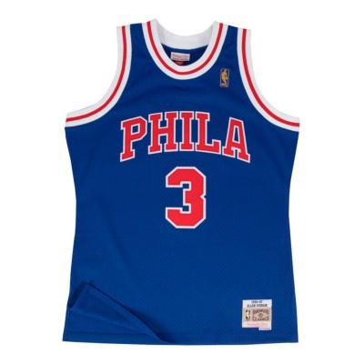 Mitchell & Ness NBA ALLEN IVERSON PHILADELPHIA 76SIXERS HARDWOOD CLASSIC