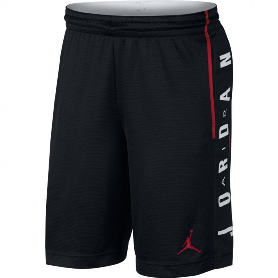 JORDAN RISE GRAPHIC SHORT BLACK