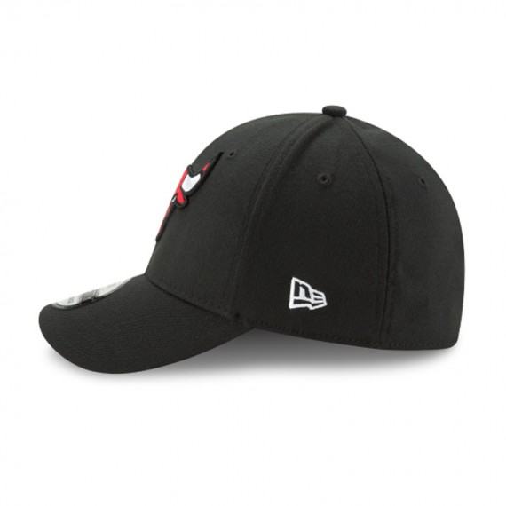 9FORTY CHICAGO BULLS WASHED BLACK