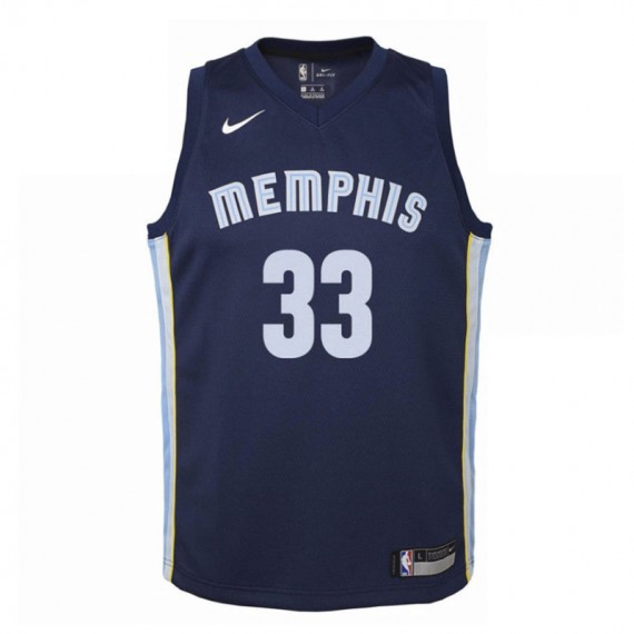 SWINGMAN ICON JERSEY PLAYER GRIZZLIES JUNIOR